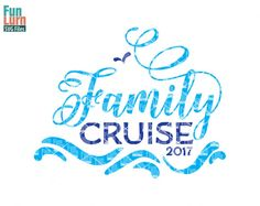 Cruise SVG Family Cruise SVG Ship sailor vacation by FunLurnSVG