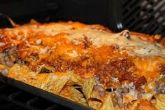 Disney World nachos recipe