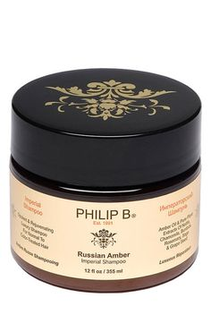 Why these five beauty products over $50 are worth the splurge: Philip B. Russian Amber Imperial Shampoo.