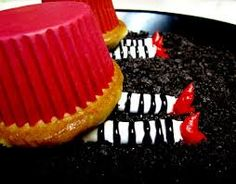 Image result for witch cup cakes