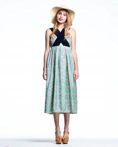 SO in love with this dress by Lauren Moffatt