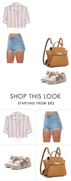 """""""not done but this"""" by kalynnloveherlife ❤ liked on Polyvore featuring Solid & Striped, Wrangler, Puma and ZAC Zac Posen"""