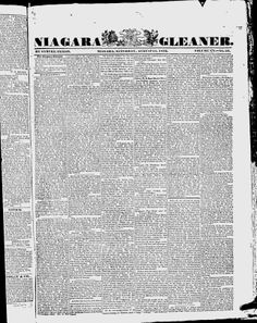 The Niagara Mail - Google News Archive Search