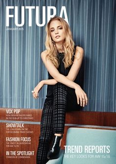 Futura Magazine produced by Sky Publishing Ltd. A reliable and respected source of reference for women fashion buyers in Ireland.