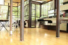 kitchen dining deck