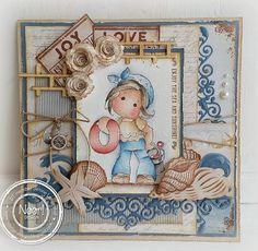 Jenine's Card Ideas: Magnolia