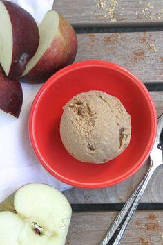 Cinnamon Apple IceCream - Sounds like Fall