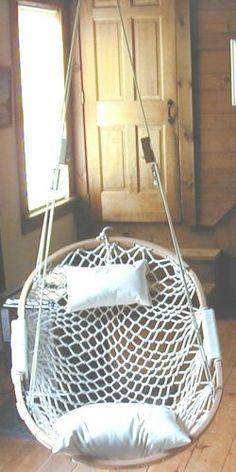 The NEW Summit Hammock Chair