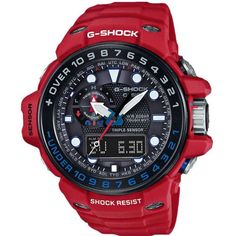 Reloj #Casio GWN-1000RD-4AER #Gulfmaster http://relojdemarca.com/producto/reloj-casio-gwn-1000rd-4aer-gulfmaster/