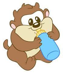 Resultado de imagen para baby shower looney tunes bebes para imprimir a color