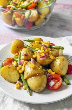 The best vegan no mayo potato salad