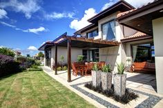 Love the design of the Bali House #newhome