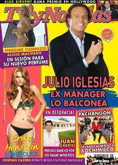 revista tvynovelas julio iglesias es balconeado juan gabriel en graves p...