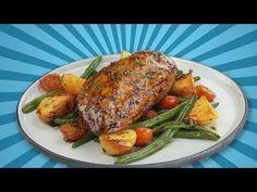 Honey Balsamic Chicken is a dinnertime winner - YouTube