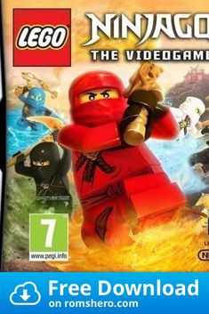 Download Lego Ninjago The Videogame Nintendo Ds Nds Rom In