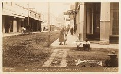 Commerce Str., Looking East. San Antonio, Texas, circa 1892