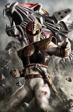 Check out our latest Power Ranger artwork - White Ranger by Carlos Dattoli! Find more Power Rangers on Dark Ink Power Rangers Series, Go Go Power Rangers, Mighty Morphin Power Rangers, Desenho Do Power Rangers, Tommy Oliver, Comic Art, Comic Books, Pawer Rangers, Green Ranger