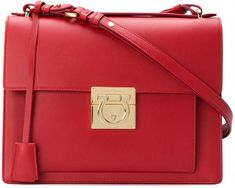 Salvatore Ferragamo Gancini shoulder bag  WomensShoulderbags e99bead04fa80