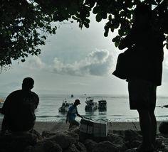 Cuaca bagus mari #melalinuse  mebalih tari jangkang yg sangat unik cara menarikannya.  #nusapenidafestival2016  #pesonaindonesia  #nusapenida