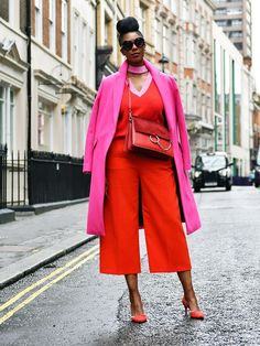 The Best Tall-Girl Fashion Advice, From a Very Stylish 6-Foot-Tall Woman via @WhoWhatWearUK