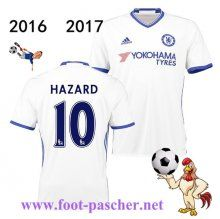 Premier: Maillot Football FC Chelsea (HAZARD 10) Third 2016 2017 Replica…