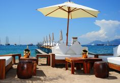 Nikki Beach Croisette à Cannes. Photo Cyrille Margarit / Artman Agency