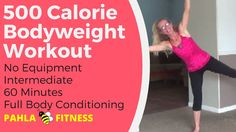 """500 CALORIE Workout 