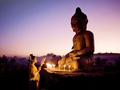 Buddha Statue Photo, Myanmar Picture - National Geographic Photo of the Day