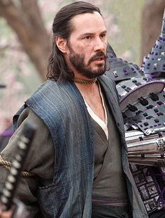 Keanu Reeves felt like an outcast while filming 47 Ronin! He shot with Japanese cast Keanu Reeves 47 Ronin, Keanu Reeves Young, Keanu Reeves John Wick, Keanu Charles Reeves, Keano Reeves, Ronin Samurai, Ideal Man, Attractive People, Celebrity Crush