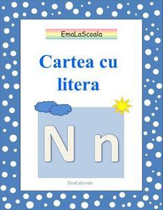 Carte cu litera N