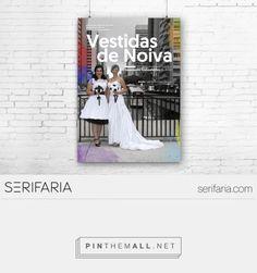 www.serifaria.com [SERIFARIA | graphic design studio] Identidade visual e materiais gráficos desenvolvidos pela Serifaria para o documentário Vestidas de Noiva.