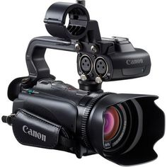 Top Rated Gear: Canon Internal Flash Professional Camcorder, Megapixel, Widescreen Color LCD MFR: Configuration: Camcorder Only, Lens Included: Zoom, Newer Model: Recording Media: Secure Digital (SD) Latest Tech Gadgets, Low Angle Shot, Kinds Of Camera, Secure Digital, Best Camera, Camcorder, Hd 1080p, Hd Video, Fotografia