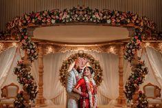 "Soozana Pvan on Instagram: ""King & Queen 🤴🏽 👸🏽 . Alongside @ljeyash Mua: @jumani.mua Blouse designer: @bespokeblousesdesigner Video: @wedbery Event planning…"" Instagram King, Tamil Wedding, King Queen, Event Planning, Blouse Designs"