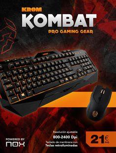 Tu teclado kombat de NOX