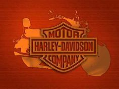 Harley-Davidson Logo Wallpaper Collection | I Love Harley Bikes