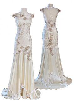 Dress 2-tone
