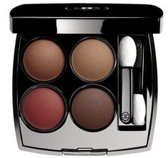 Chanel Le Rouge No.1 Collection Fall 2016: 4 Ombres eye shadow quad in Candeur et Experience