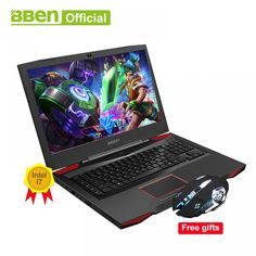 BBEN Laptop Gaming Computer cpu NVIDIA HDD RGB Mechanical RAM+ SSD+ HDD laptopsystem option : pro activated (licensed) home activated (licensed) preinstalled (no license, not activated) What is the pre installe Gaming Computer, Cheap Gaming Laptop, Laptop Computers, Mac Laptop, Laptop Decal, Laptop Case, Keyboard Language, Windows System, Best Laptops