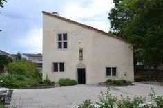 DOMREMY LA PUCELLE - maison natale de Jeanne d'Arc . Lorraine