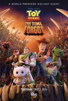 O curta 'Toy Story That Time Forgot' teve divulgado trailer http://cinemabh.com/curtas/o-curta-toy-story-time-forgot-teve-divulgado-trailer-e-poster