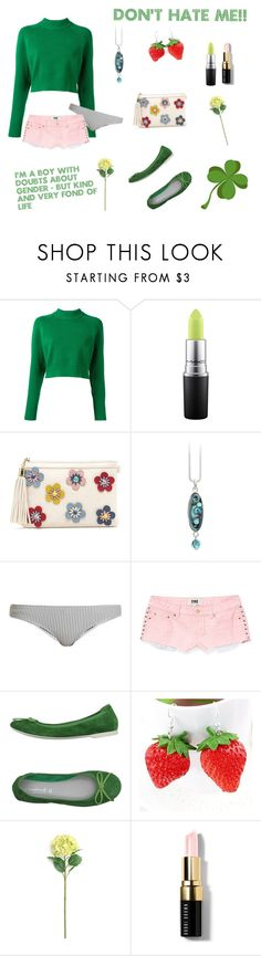 """""""Please, Do Not Hate Me!"""" by li-f ❤ liked on Polyvore featuring DKNY, Made By Dawn, Victoria's Secret PINK, PrimaDonna and Bobbi Brown Cosmetics"""