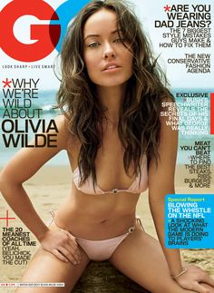 Olivia Wilde for GQ | www.piclectica.com #piclectica #OliviaWilde #GQ