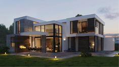 dramatic contemporary exteriors - Google Search | Drexel Exterior ...