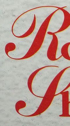 Bovenkast, cursief