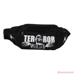 Terror Belt (Black/White) | 840-003-050