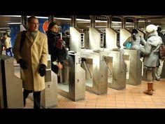 Subway Symphony - turn New York subway turnstile beeps into music. Help James Murphy and Heineken to make it happen at SubwaySymphony.com.