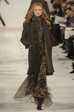 Défile Ralph Lauren Prêt-à-porter Automne-hiver 2010-2011 - Look 6