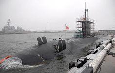 Attack Submarines: Attack submarine USS Montpelier