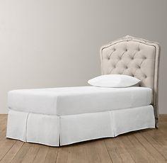 Colette Tufted Headboard | Upholstered Beds | Restoration Hardware Baby & Child