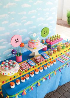 Lalaloopsy Birthday Party {with Budget Friendly Tips!}The Spread